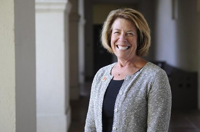 Dr. Lori Gaskin President, Santa Barbara City College