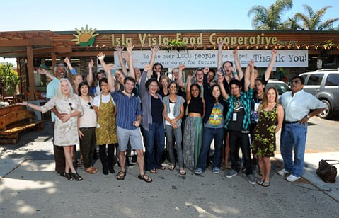 Isla Vista Food Cooperative celebrates more than 40 years in business.