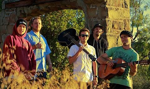 <b>STYLE BLENDERS:</b>  King Zero members channel raw emotion into their reggae-rock-rap fusion music.