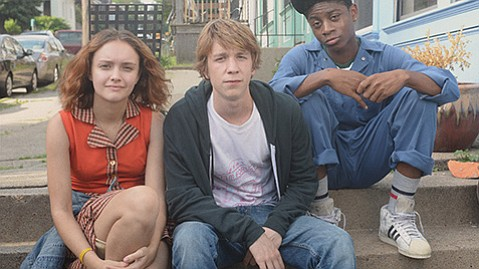 <em>Me and Earl and the Dying Girl</em>