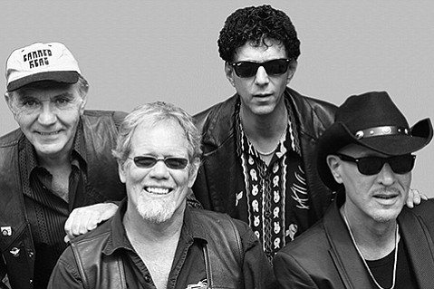 <b>POP-PY STATE:</b>  State Street will be humming this week with music from California bands, including The Adolescents, Canned Heat (pictured), and Internet.