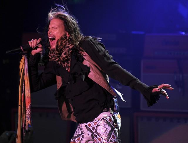 Aerosmith at the Santa Barbara Bowl (July 7, 2015)