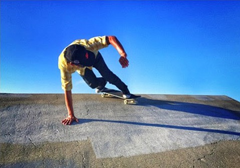 Musician and former pro skateboarder performs solo show in Goleta Wednesday, July 15.