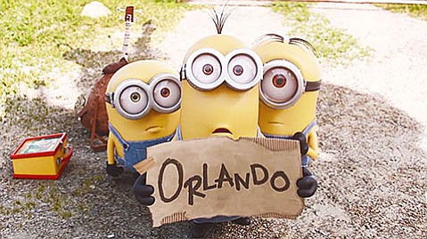 <b>SHORTCOMINGS:</b> The <i>Despicable Me</i> spinoff <i>Minions</i> falls short of expectations.