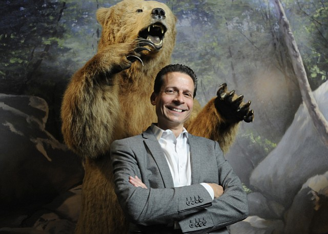 Santa Barbara Museum of Natural History President and CEO Luke Swetland (June 18, 2015)
