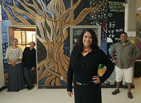 <b>No Way, No How:</b>  La Casa director Raquel Lopez said she refused to even consider closing the community center.