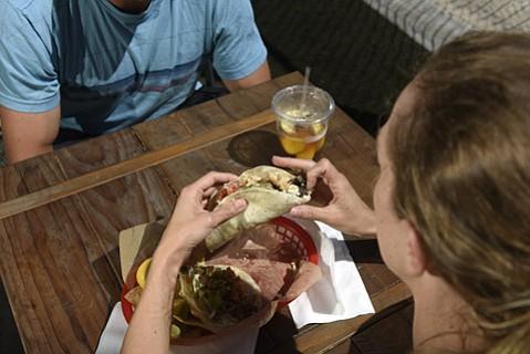 East Beach Tacos (226 S. Milpas St., 770-2761)