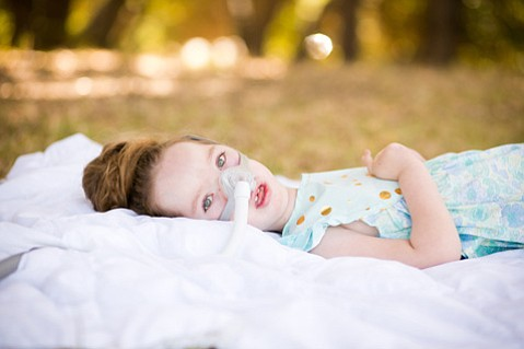 <b>TRUE GRIT:</b> Gwendolyn Strong touched the hearts of many and gave birth to a foundation to fight spinal muscular atrophy.