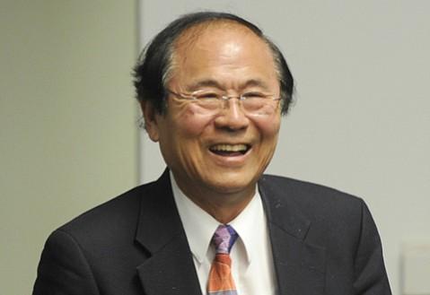 Chancellor Henry Yang