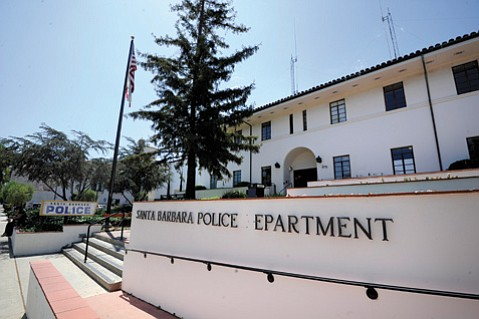 <b>[D]EPARTMENT BLUES:</b> Santa Barbara police have long sought to replace their 56-year-old headquarters.