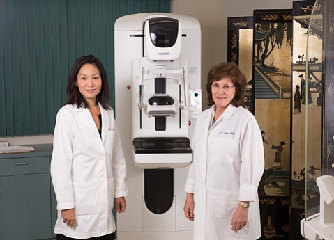 Dr. Winnie Leung and Dr. Judy Dean