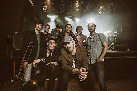 <b>FIND THE GROOVE:</b> Eight-piece Canadian band KC Roberts & the Live Revolution bring their funk music to Blind Tiger on Friday, August 14.