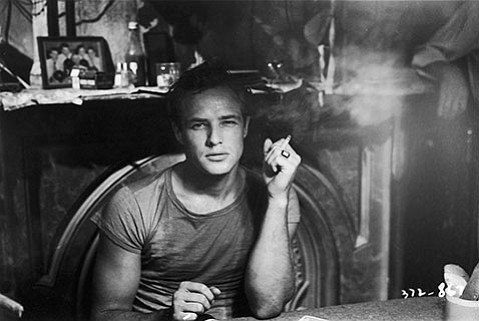 <b>LAST TANGO WITH BRANDO:</b>  Documentarian Stevan Riley's morbid <i>Listen to Me Marlon</i> summons the ghost of Marlon Brando through the actor's self-recorded audio journals.