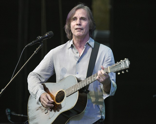 Jackson Browne at the Santa Barbara Bowl (August 11, 2015)