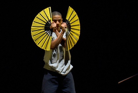 <b>GOING HOME:</b> Incarcerated youth join UCSB students in theater production about Homer's <i>Odyssey</i>--and their own.