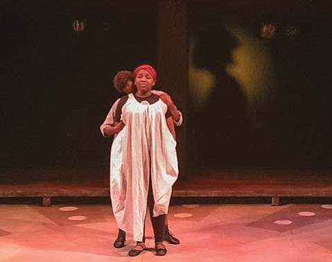 <b>VENUS IN CHAINS:</b>  Suzan-Lori Parks's play explores the alienation and exploitation of women in colonial times.