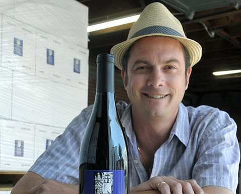 Well-known winemaker Christian Lucas Garvin allegedly stole more than $1 million from his Oreana Winery business partners over an eight-year period.