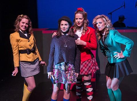 <em>Heathers the Musical</em>