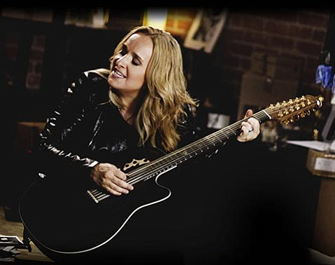 <b>BRAVE AND BELOVED:</b>  The Heartland-raised rocker Melissa Etheridge has a new sense of selfhood proudly declared in the title of her latest work, <i>This Is M.E.</i>