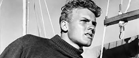 <b>SCREEN IDOL:</b>  Allan Glaser's film is a lively and engaging companion piece to Tab Hunter's 2006 book, <i>Tab Hunter Confidential: The Making of a Movie Star</i>.
