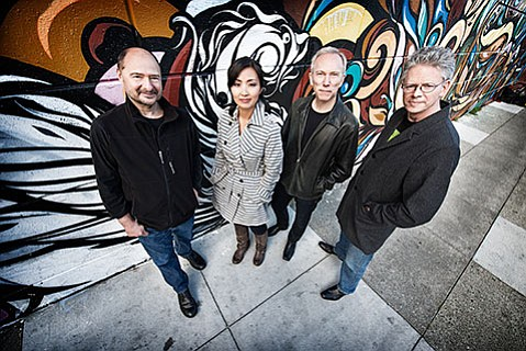<b>DYNAMIC SOUNDS:</b>  During their more than 40 years together, the San Francisco–based group Kronos Quartet has continually pushed the art of classical music forward.