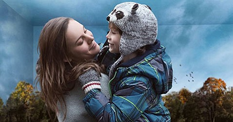 <b>PRISONERS:</b>  Brie Larson and Jacob Tremblay play a mother and son held captive by a sex predator in <i>Room</i>.