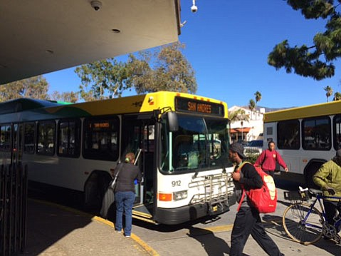 Morning buses will come every 10 minutes for Lines 1 and 2 starting November 30.
