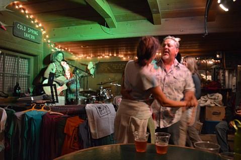Cuyama Mama & The Hot Flashes at Cold Spring Tavern