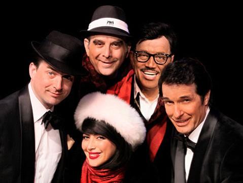 <em>Rat Pack Christmas</em> at the Granada.