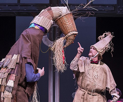 <b>SPANISH TREASURES:</b>  Last year, the Christmas Revels honored holiday tales from Ireland (pictured). For this season's production, they focus on 11th-century Andalusia, when Moslem, Jew, and Christian were all welcome to express their faith.