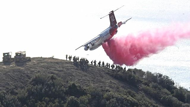 Gibraltar Fire (Oct. 29, 2015)