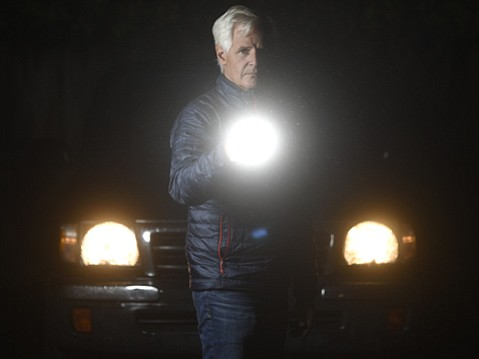 <strong>ABDUCTED BY ALIENS?</strong> X-Files creator Chris Carter is bringing his show back after 13 years off the air.