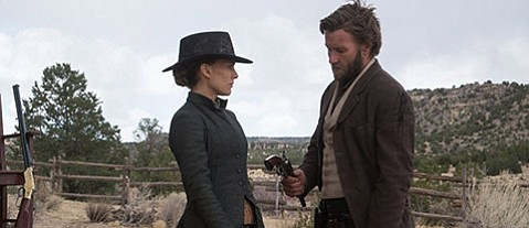 <b>PLAIN JAIN:</b>  Natalie Portman and Joel Edgerton star in the mundane Western Jane Got a Gun.