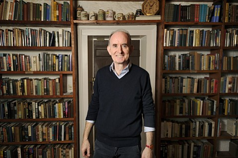 <strong>IMAGINING IRELAND: </strong> Professor of English Enda Duffy has been helping UCSB students engage with the literature and history of his native country since 1993.