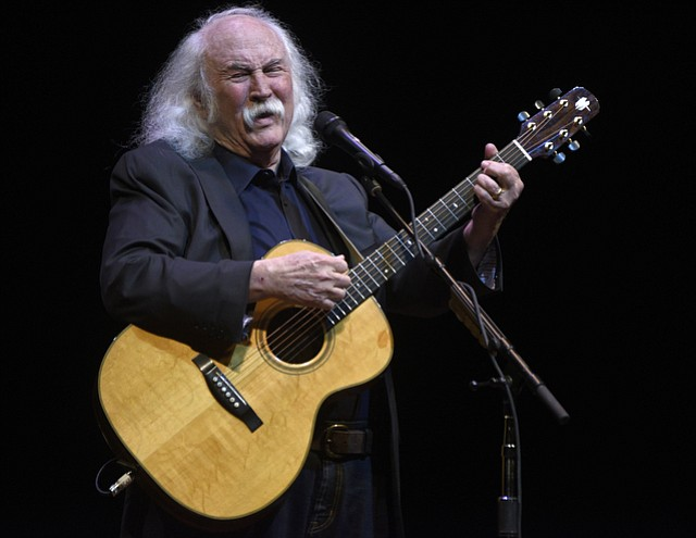 David Crosby plays the Granada Theatre (March 22, 2016)