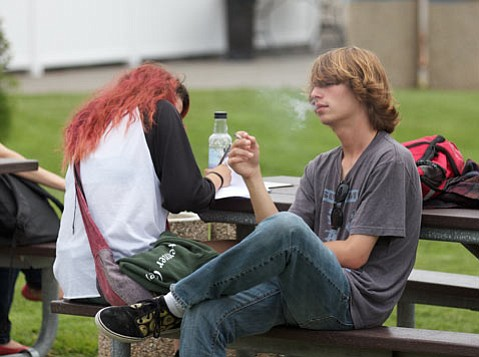 Anti-tobacco bills, including a measure to raise the smoking age from 18-21, would affect college-aged smokers and the businesses who cater to them.