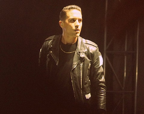 <b>EAZY DOES IT:</b>  Defying expectations and limitations comes easily for G-Eazy, who opens this year's Santa Barbara Bowl season.