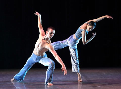 """<strong>WIDE ARRAY:</strong> SBDT Artistic Director Christopher Pilafian says he is """"drawn to the energy of density and diversity."""""""