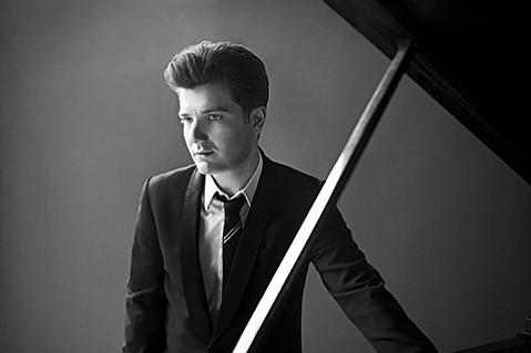 Pianist Alessio Bax