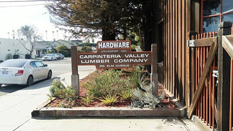 Carpinteria Valley Lumber Co.
