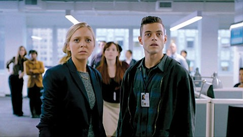 <strong>DOMO ARIGATO:</strong> USA's Mr. Robot returns, along with a plethora of new shows, this summer.