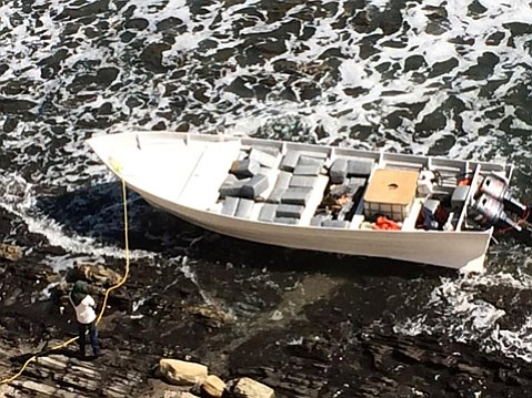 Two Mexican citizens are facing prison time after they were caught carrying over 3,650 pounds of marijuana via panga boat to Santa Barbara.
