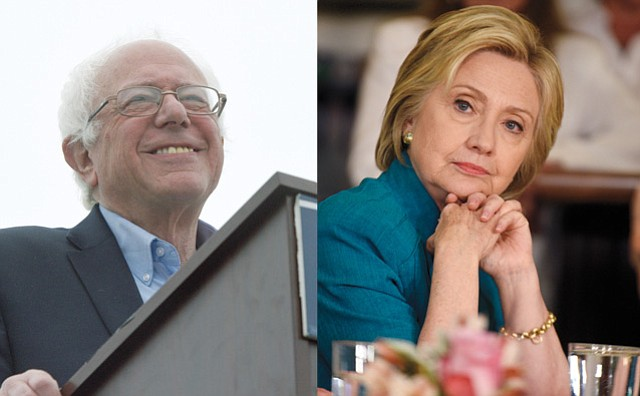 <b>S.B. SPEAKS: </b> Bernie Sanders received more votes than Hillary Clinton in Santa Barbara County.