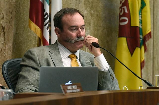 Supervisor Peter Adam