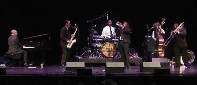 Preservation Hall Jazz Band plays the Lobero Theatre (June 10, 2016)