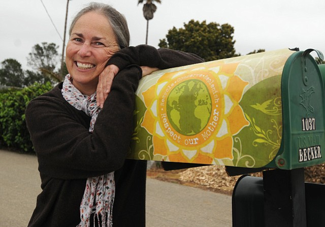 HISTORIC:  Rochelle Becker has been fighting to shut down Diablo Canyon for three decades. This week, PG&E announced it had struck a deal to pull the plug on California's last nuclear