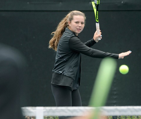 <b>16 GOING ON #1: </b>Kayla Day's rise to number one in the country started at Knowlwood Tennis Club when she was just 7 years old, and included making a list of goals (right) that she's been achieving ever since.