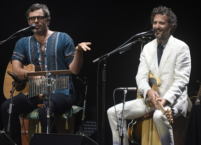 Flight of the Conchords return to the Santa Barbara Bowl (July 05, 2016)