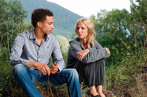 <strong>COMING OF AGE:</strong>  Starring Corentin Fila (left) and Sandrine Kiberlain, <em>Being 17</em> is one of many French movies screening at The Wave Film Festival.