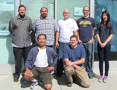 The crew at SixPoint Materials in Buellton is working to lead the transition from silicon-based tech to gallium nitride wafers for energy efficiency.